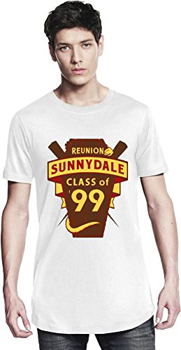 Sunnydale Long T-shirt X-Large Reunion Sweatshirt T-shirt