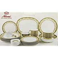 Hoover Langkawi Dinner Set, Multi-Colour, HVR.38DSLA, 38 Pieces