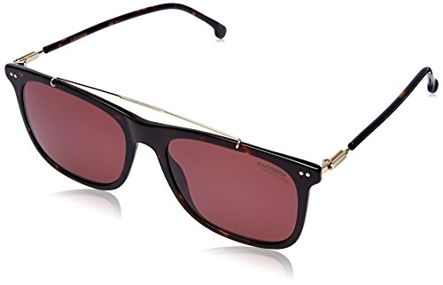 Carrera Herren 150/S W6 086 Sonnenbrille, Braun (Dark Havana Pink), 55