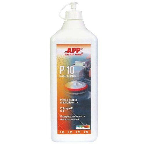 Preisvergleich Produktbild APP-P10 POLIERPASTE, feinkörnig 500 ml 081316