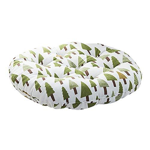 3-teiliges Leder-bett (Coconano 1-teiliges 8cm weiches Kissen und Stuhlkissen, grün, hochwertiges Kissen für Gartenmöbel, 450x45x8 cm)