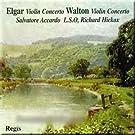 Elgar - Violin Concerto / Walton - Violin Concerto - Richard Hickox