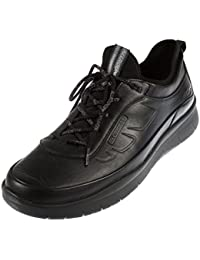 Allrounder by Mephisto Maniko C.leather 1 Black - Zapatillas Hombre