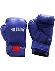 guantes de boxeo adulto/Guantes de boxeo infantil para hombres y mujeres/ entrenamiento saco de boxeo Guantes de Muay Thai/ guantes de boxeo de lucha libre profesional