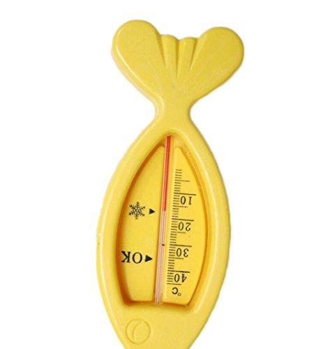 westeng Baby Bad Thermometer Fisch Stil–Monitor Bad Wasser Temperatur Sicher