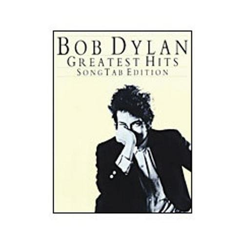 Bob Dylan: Greatest Hits (Song Tab Edition). Partitions pour Tablature Guitare(Boîtes d'Accord)