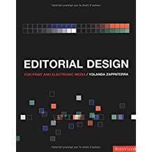 Editorial Design: For Print and Electronic Media by Yolanda Zappaterra (2002-08-31)