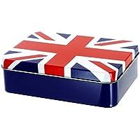 Promobo Aufbewahrungsbox Décor Flagge Großbritannien London preisvergleich bei billige-tabletten.eu