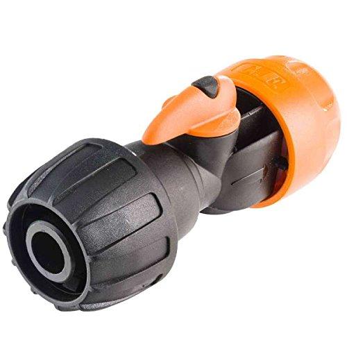 Raccord rapide avec robinet d'arret Ø 19mm