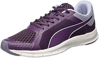 Puma Women's Trackracer WN's Idp Plum Purple-Heather Running Shoes-4 UK (37 EU) (6.5 US) (36817306_4)