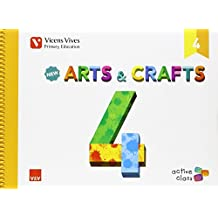 New Arts And Crafts 4 (active Class) - 9788468229157