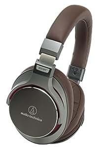 Audio Technica ATH Portable Headphone ATH Msr7 gunmetal (Japan Import)