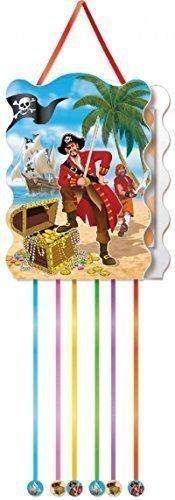 Playwrite Piraten pull-string Pinata Kinder-Geburtstagsparty Spiel Spielzeug - Befüllen mit Süßigkeiten