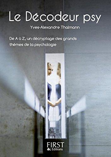 Petit livre de - Décodeur psy