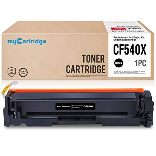 MyCartridge 203X Negro Cartucho tóner Compatible