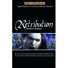 Retribution (Warhammer: Von Carstein) by Steven Savile (2007-03-05)