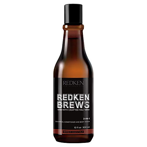Redken brews man 3-in-1 shampoo