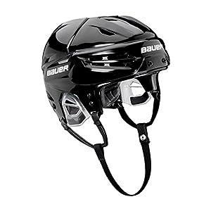 Bauer Re-Akt 95 Helm, Größe:S, Farbe:schwarz