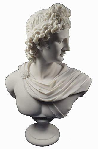 Apollo–Escultura Estatua Antiguo Dios Griego
