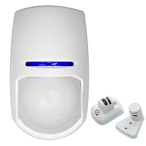 Detector volumétrico doble tecnología pyronix kx15dt