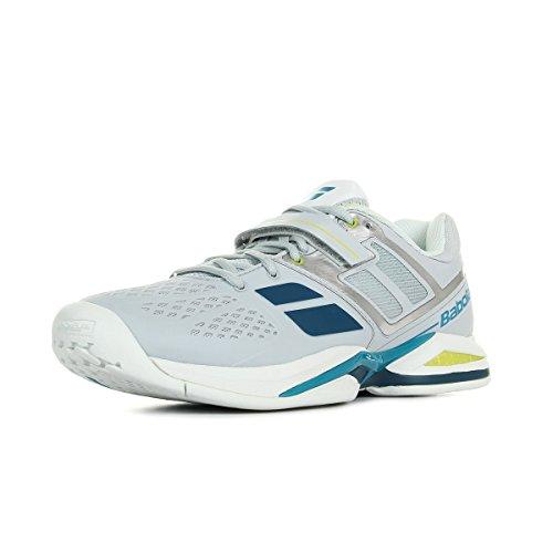 Babolat Pulsion BPM Clay Padel de los Hombres de Las Zapatillas de DeporteZapatos de tenis Grey 37