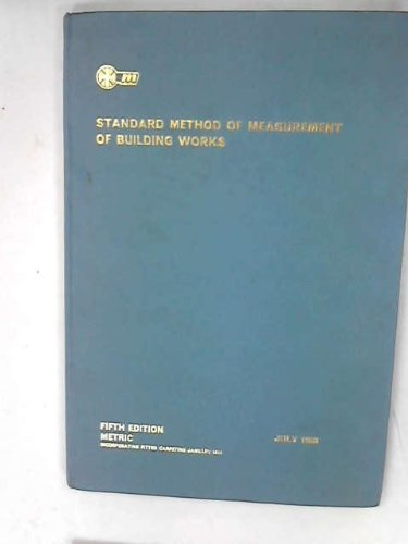 standard-method-of-measurement-of-building-works
