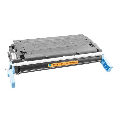 Tito-Express PlatinumSerie 1x Laser-Toner XXL Blau kompatibel mit HP 4600 DN 4600 DTN 4600 HDN 4600 N 4610 4650 C9721A -