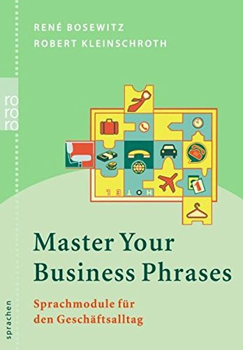 Master Your Business Phrases: Sprachmodule für den Geschäftsalltag