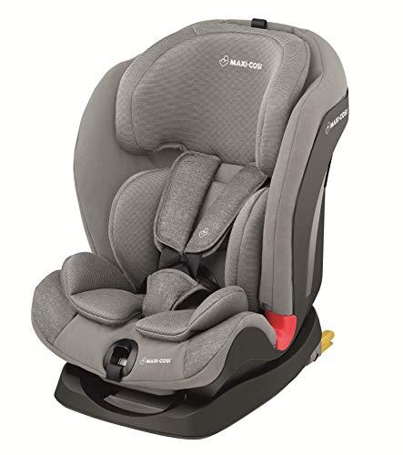 Maxi-Cosi 8603712110Titan Seggiolino Gruppo 1/2/3, 9-36kg con Isofix, mitwachsender bambini sonno auto con 123Position,...