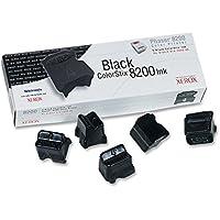 Xerox Phaser 8200NERO ColorStix® Inchiostro, 5/Box, 7.000resa, parte numero 016–2040–00