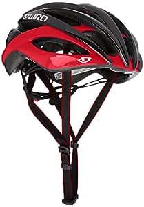 Giro Atmos 2 Cycling Helmet - Bright Red/Black, Small