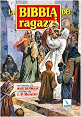 Idea Regalo - La Bibbia dei ragazzi