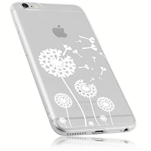 mumbi Schutzhülle für iPhone 6 6s Hülle im Pusteblume Design