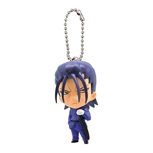 Preisvergleich Produktbild Rurouni Kenshin Figure Swing Keychain~Saito Hajime