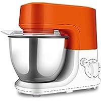 VHGBHDGBDYHFGR 6-velocidad Amasadora batidora de pie Con cabeza abatible,Cocina Mezclador eléctrico Doble