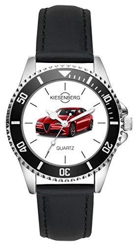 KIESENBERG Uhr - Geschenke für Alfa Romeo Giulia Fan L-20661