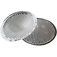 ROSENICE 1 Pair Silicone Bra Inserts Bra Padding Bust Enhancer Push Up Breast Pads for Women Girls (Diameter 13cm)