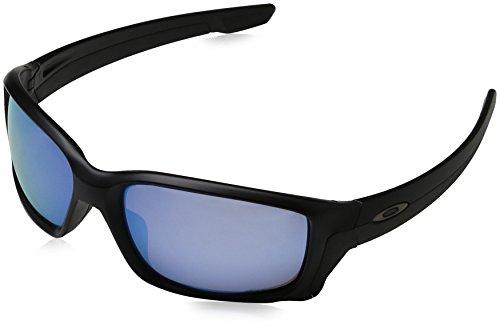Oakley Herren OO9331 58 933105 Sonnenbrille, Schwarz, 61