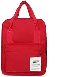 LAAT Schüler Segeltuch Rucksack Frauen Handtasche Geldbörse Kleine Rucksack Sport Outdoor Travel Schultern Tasche... preisvergleich bei kinderzimmerdekopreise.eu