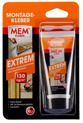 MEM 30602328 Montage-Kleber EXTREM 70 g