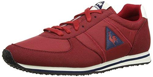Le Coq Sportif Bolivar, Baskets mode homme Rouge (Original Rouge)