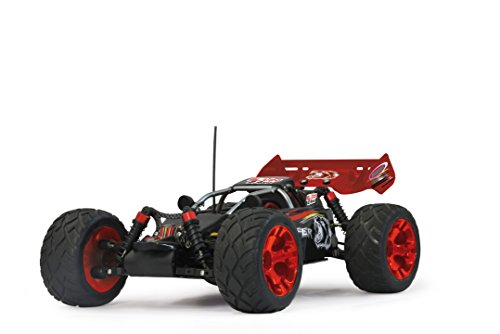 Jamara 053275 - Splinter BL Lipo Buggy con LED, Scala 1:10, 2.4 GHz