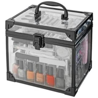 Custodia The Color Institute Even More Clearly Nail Set with Case & Carry Handle