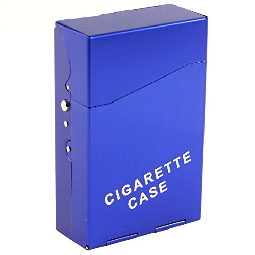 Preisvergleich Produktbild Tabak Zigarre Metall 20 Kapazität Zigarettenetui Tasche Container