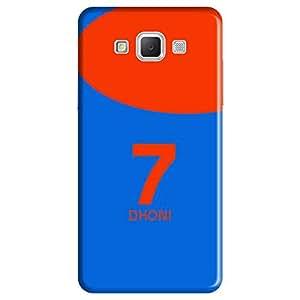 Mobo Monkey Designer Printed Back Case Cover for Samsung Galaxy Grand 3 :: Samsung Galaxy Grand Max G720F (Dhoni :: Mahendra Singh Dhoni :: Dhoni 7 :: Mahi :: Mahender)