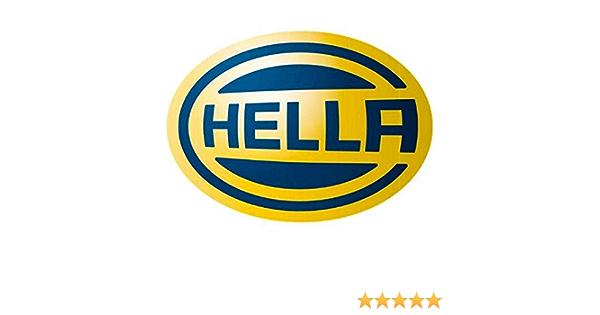 Hella 9el 190 025 001 Lichtscheibe Rundumkennleuchte Lichtscheibenfarbe Gelb Auto