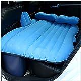 ZHENHUA Voyage de Voiture Matelas Gonflable Coussin de lit d'air de Camping Universel SUV étendu air canapé avec Deux Coussins d'air (Bleu)