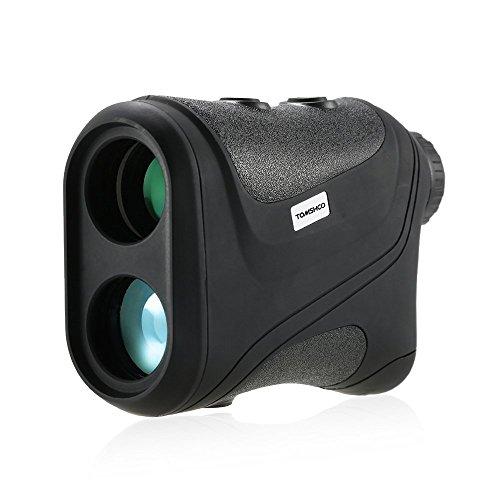 TOMSHOO 600 M Golf Entfernungsmesser Laser Golf Rangefinder 18-300KM/H Geschwindigkeit Messung für Jagd Fischen