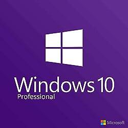 Windows 10 professionnel 32/64 bits - 1 poste - CLE D'ACTIVATION UNIQUEMENT - Produit français
