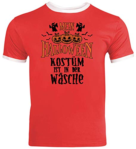 Grusel Gruppen Herren Männer Ringer Trikot T-Shirt